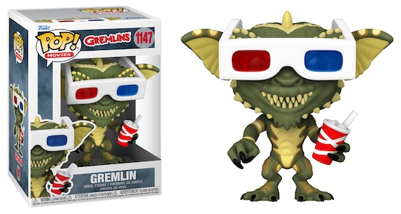 Ultimate Funko Pop Gremlins Figures Gallery and Checklist 12