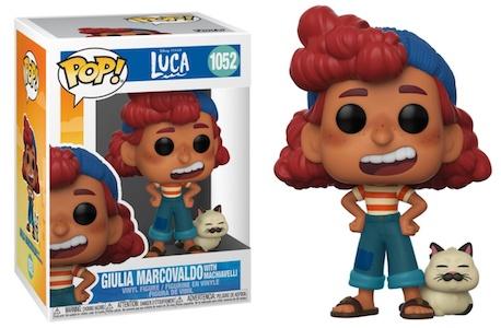 Funko Pop Luca Figures 1