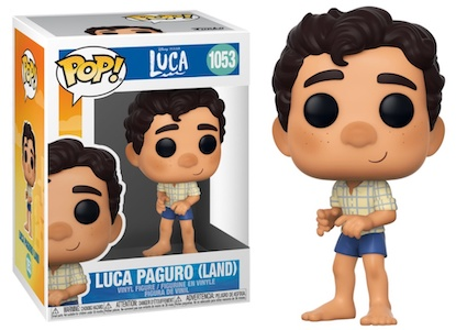 Funko Pop Luca Figures 2