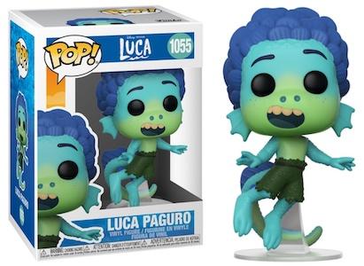 Funko Pop Luca Figures 4