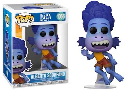 Funko Pop Luca Figures 5