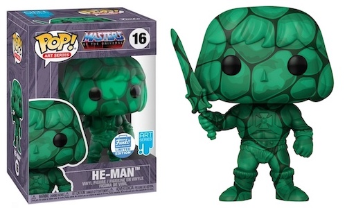 Ultimate Funko Pop Masters of the Universe Figures Checklist and Gallery 75