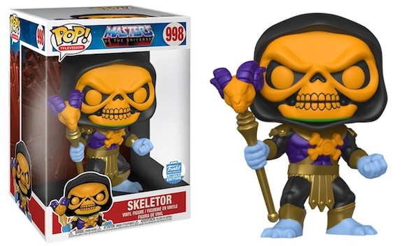 Ultimate Funko Pop Masters of the Universe Figures Checklist and Gallery 40