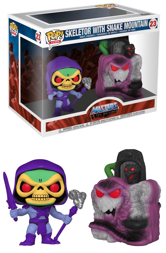Ultimate Funko Pop Masters of the Universe Figures Checklist and Gallery 74