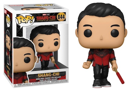 Funko Pop Shang-Chi and the Legend of the Ten Rings Figures 2
