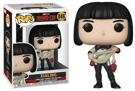 Funko Pop Shang-Chi and the Legend of the Ten Rings Figures 4