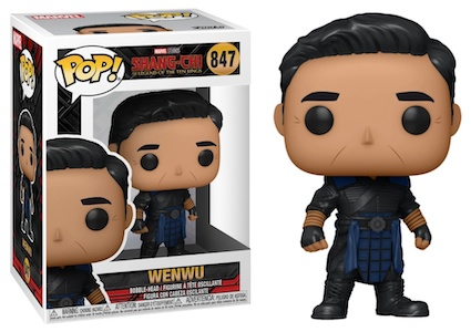 Funko Pop Shang-Chi and the Legend of the Ten Rings Figures 5