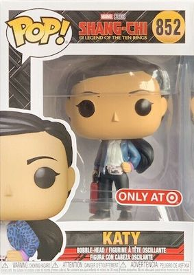 Funko Pop Shang-Chi and the Legend of the Ten Rings Figures 10