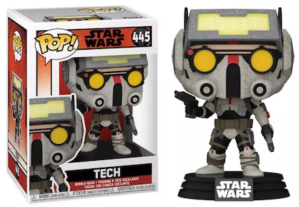 Ultimate Funko Pop Star Wars Figures Checklist and Gallery 522