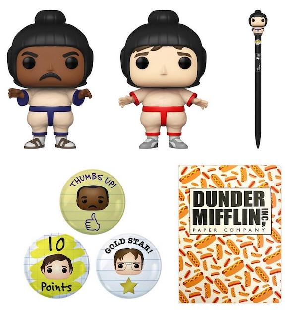 Ultimate Funko Pop The Office Figures Gallery and Checklist 49