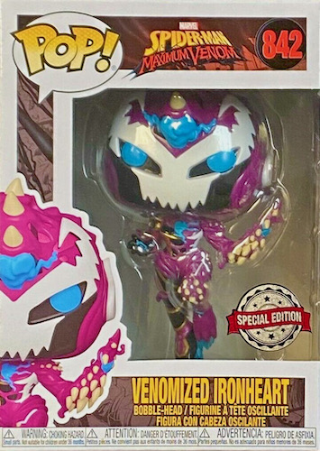 Ultimate Funko Pop Venom Figures Gallery and Checklist 80
