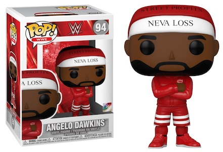 Ultimate Funko Pop WWE Wrestling Figures Checklist and Gallery 125
