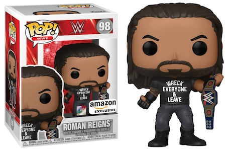 Ultimate Funko Pop WWE Wrestling Figures Checklist and Gallery 129