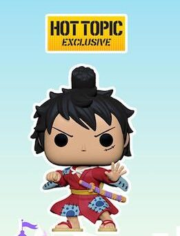 Ultimate Funko Pop One Piece Figures Gallery and Checklist 23
