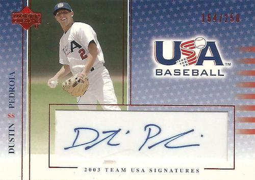 Top Dustin Pedroia Cards to Collect 3