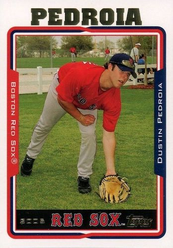 Top Dustin Pedroia Cards to Collect 1