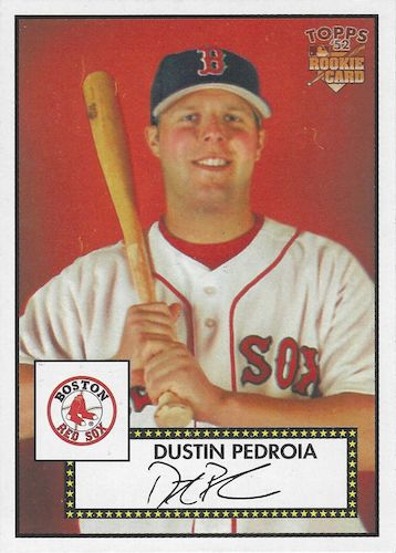 Top Dustin Pedroia Cards to Collect 7