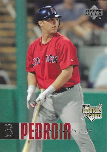 Top Dustin Pedroia Cards to Collect 8