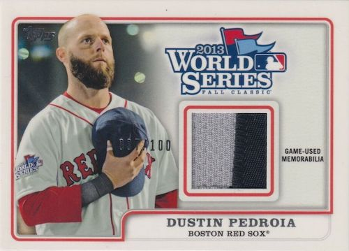 Top Dustin Pedroia Cards to Collect 2