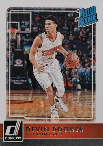 Top Devin Booker Rookie Cards to Collect 1