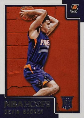 Top Devin Booker Rookie Cards to Collect 2