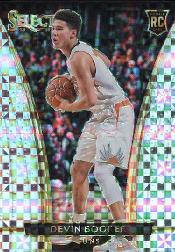 Top Devin Booker Rookie Cards to Collect 5