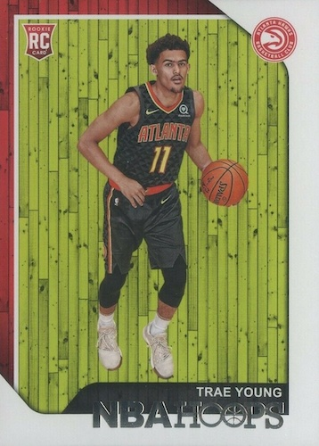 Top Trae Young Rookie Cards to Collect 2