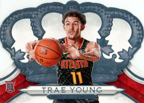 Top Trae Young Rookie Cards to Collect 3