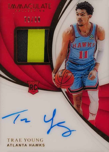 Top Trae Young Rookie Cards to Collect 15