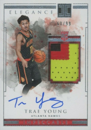 Top Trae Young Rookie Cards to Collect 16