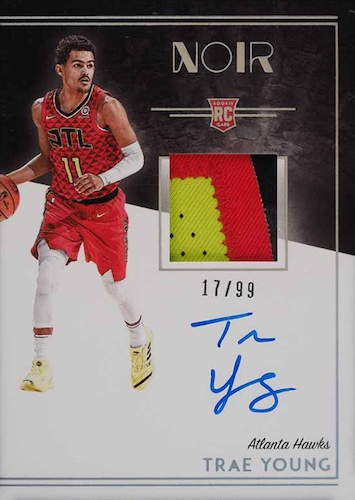 Top Trae Young Rookie Cards to Collect 18