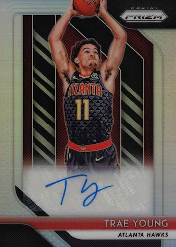 Top Trae Young Rookie Cards to Collect 19