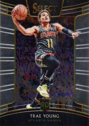 Top Trae Young Rookie Cards to Collect 7