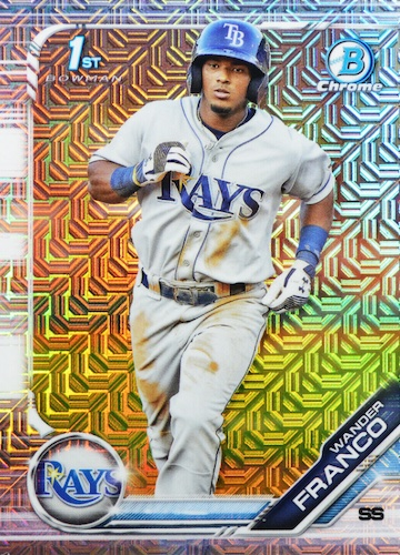 Top Wander Franco Cards to Grab Now 5