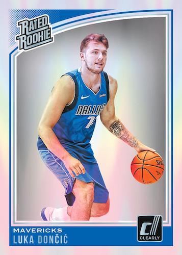 2020-21 Clearly Donruss Basketball Cards - Checklist Added 6