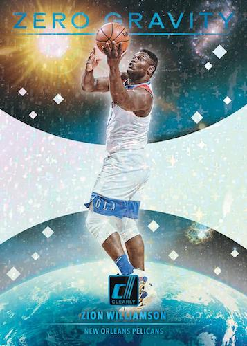 2020-21 Clearly Donruss Basketball Cards - Checklist Added 5