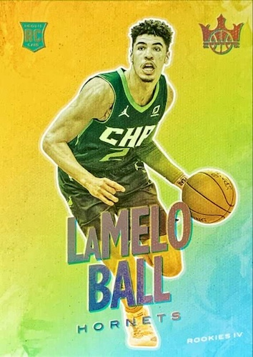 Top LaMelo Ball Rookie Cards to Collect 7