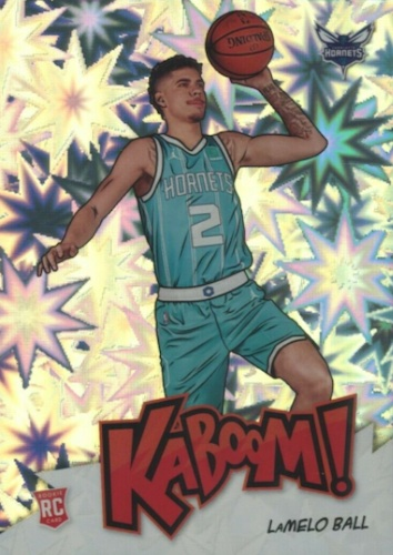 Top LaMelo Ball Rookie Cards to Collect 9