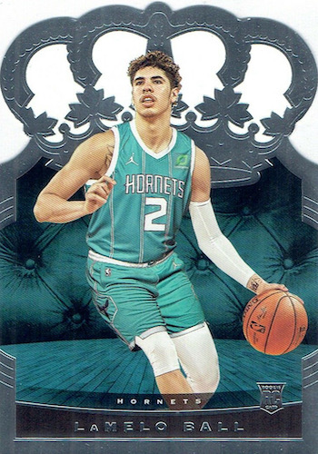 Top LaMelo Ball Rookie Cards to Collect 8