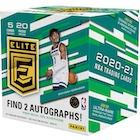 2020-21 Panini Donruss Elite Basketball Cards