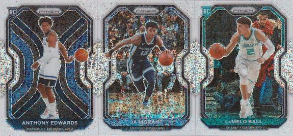 2020-21 Panini Prizm Basketball Cards 9