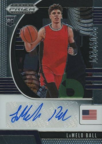 Top LaMelo Ball Rookie Cards to Collect 18