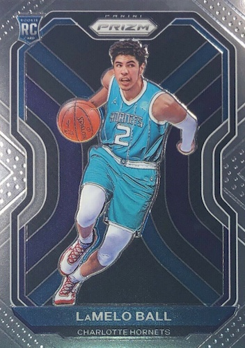 Top LaMelo Ball Rookie Cards to Collect 11