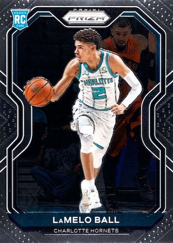 Top LaMelo Ball Rookie Cards to Collect 10