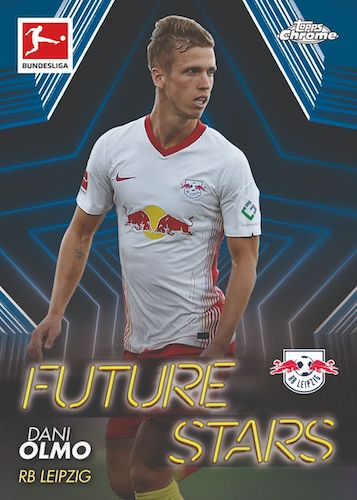 2020-21 Topps Chrome Sapphire Edition Bundesliga Soccer Cards 4