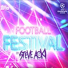 2020-21 Topps Football Festival by Steve Aoki UEFA Champions League Soccer Cards