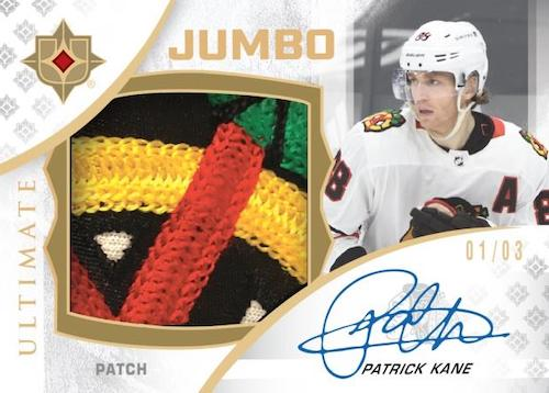 2020-21 Ultimate Collection Hockey Cards 1