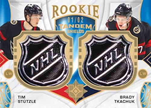 2020-21 Ultimate Collection Hockey Cards 8
