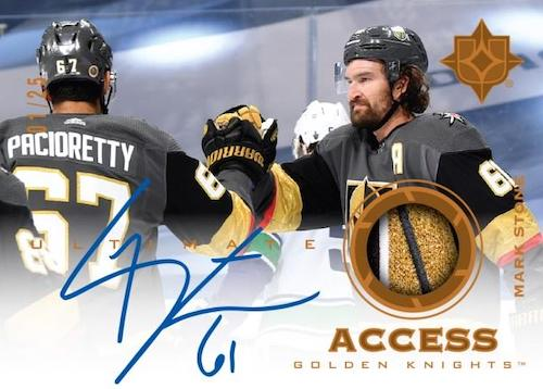 2020-21 Ultimate Collection Hockey Cards 5