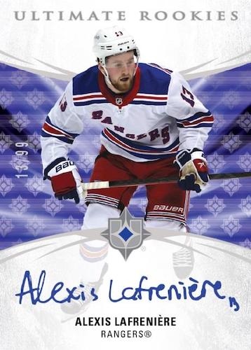 2020-21 Ultimate Collection Hockey Cards 2